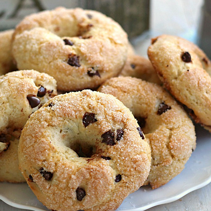 Cookies ciambella