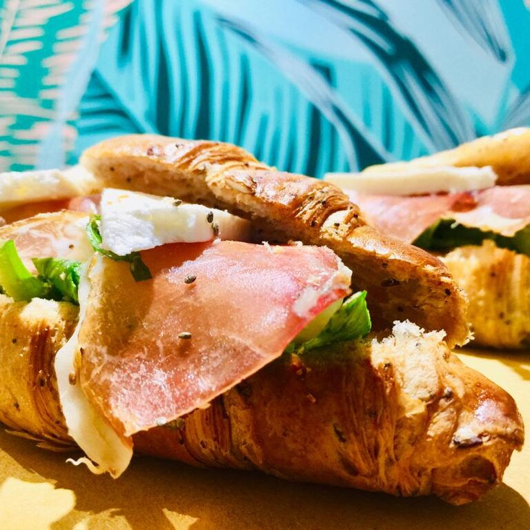 Croissant salato